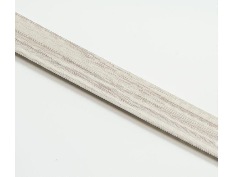 SOL 30 Overgangslist selvklb. alu trefarget White oak 30mm 90 cm