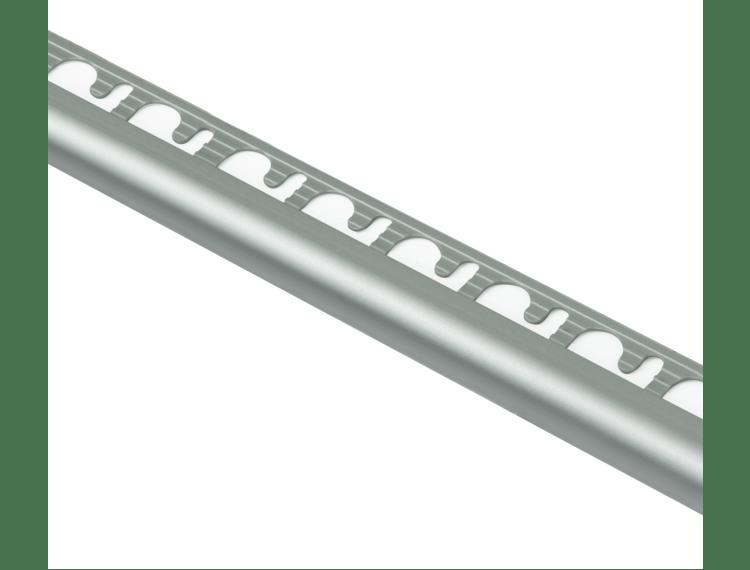 Projolly Quart rund list eloksert alu 6 mm 270 cm