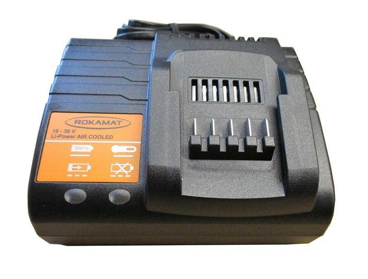 Rokamat Batterilader 5,2 Ah