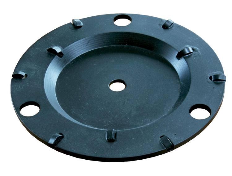 Rokamat Gex PCD slipekopp for fjerning av belegg, epoxy etc. Ø150 mm