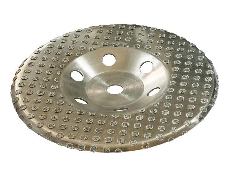 Rokamat Gex slipeskive for lettere overflatesliping Ø150 mm