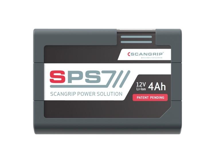 Batteri For Nova 4 SPS 4AH
