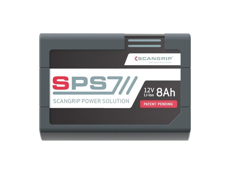 Batteri for Nova 6 & 10 SPS 8AH