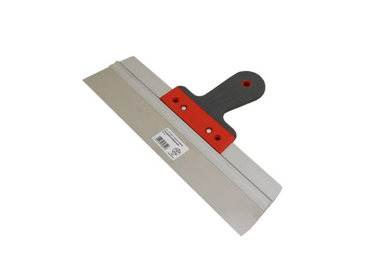 Dekorsparkel m/softgrep rustfri 350 mm