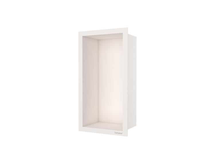 ESS Container F-box veggnisje krem, ramme krem 15x30x10 cm