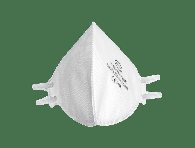 Kapriol støvmaske FFP2 foldet, 5 pk.