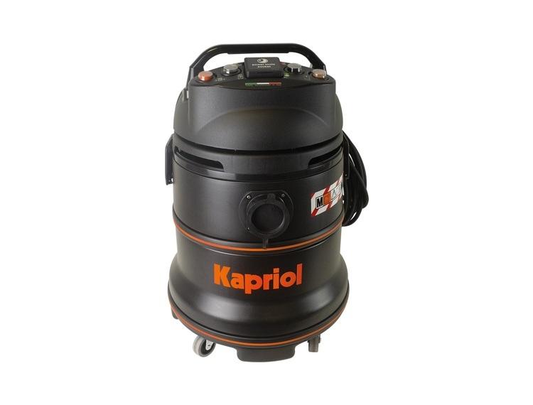 Kapriol støvsuger 1200W m/filterrenser